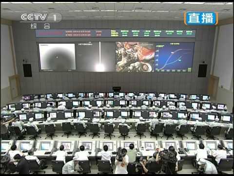 China Launches Shenzhou-9 UFO 18:58 神舟9号发射全过程(自发射前15分钟起)