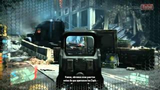Crysis 2 PC Español - Mision 2 Impacto Súbito