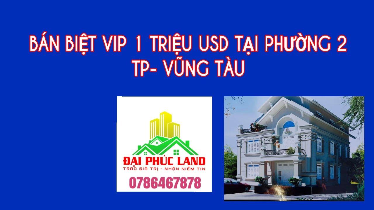 ĐẠI PHÚC  LAND -vũng tàu hotline:0786467878