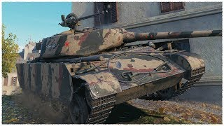 T-44-100 • JUST STAY CALM • WoT Gameplay