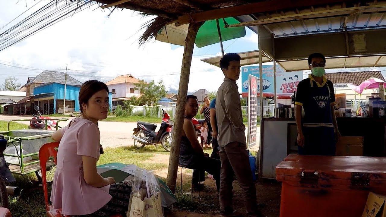 おっさんの一人旅 VIETNAM-38 ラオス、タイ、ベトナム旅行 ムアンシンの町を探索