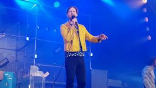 Kaiser Chiefs Stay Together Cannock Chase July 10th 2016