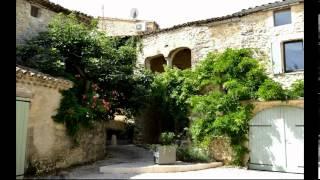 Lussan    -   Gard  -    Languedoc-Roussillon.
