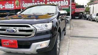 KB-Auto review EP17 : Ford Everest titanium plus 3.2 ปี17
