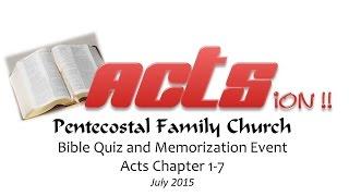 ACTSion 2015