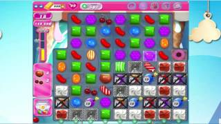 Candy Crush Saga level 502