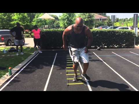 i Am Sports and Fitness Seed Ladder Work