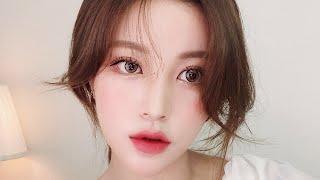 ❕좋아하는 데일리 청순 메이크업 ❕favorie Daily make up | 지니비zinib