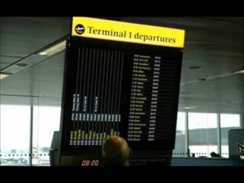 ルートン空港タクシー乗り換え