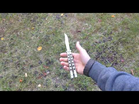 Advanced balisong tutorial: Ghost Top thumbnail