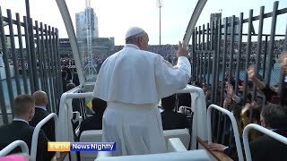 With the Pope Back in Rome, EWTN Rome Correspondent Recaps His Weekend Trip to Iraq