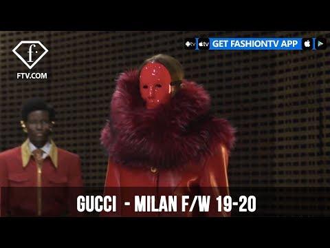 Gucci Milan Fashion Week F/W 19-20  | FashionTV | FTV