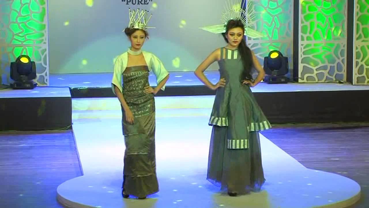 Jd Institute Of Fashion Technology Best Designer Guwahati 2015 Youtube