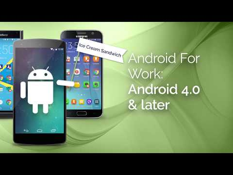 Android For Work: Which Devices are Compatible?