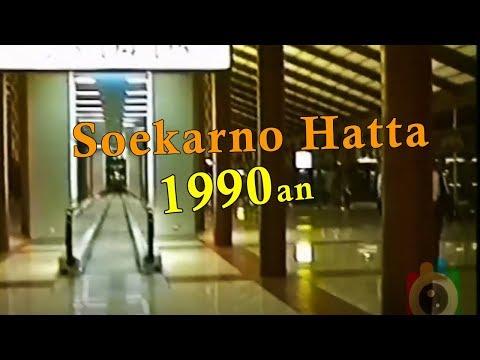 Soekarno Hatta 1990an Kota Tangerang, Banten.