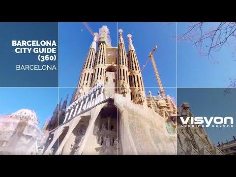 360 Barcelona City Guide