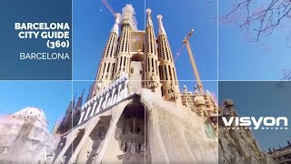 360 Barcelona City Guide(We recorded a series of short city guide 360 videos with our Youtube star Jasmine down in Barcelona, showcasing a virtual tour of the most beautiful locations in ..., 2015-05-14T11:16:35.000Z)