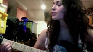 Taylor Swift-Crazier on guitar