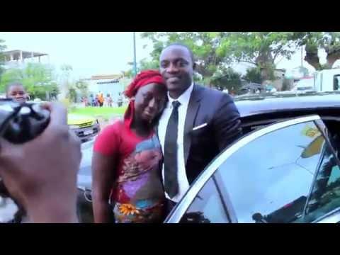 Akon in Abidjan, Côte d'Ivoire
