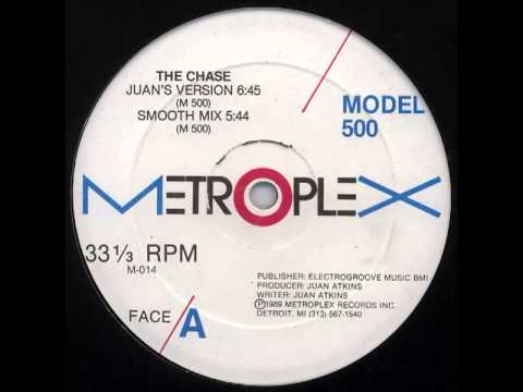model 500 - the chase - smooth mix