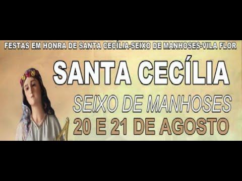 Festas Em Honra De Santa Cecília-Seixo De Manhoses-Vila Flor