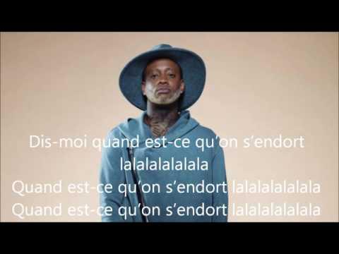 Willy William ft Keen'v   On s'endort Paroles