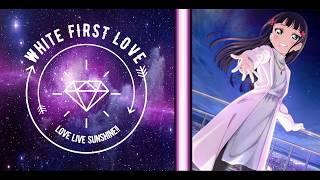 【WinterSky】【Lyrics】White First Love  - Love Live Sunshine!! 【Cover】