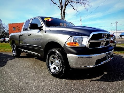 2011 dodge ram 1500 quad cab youtube. Black Bedroom Furniture Sets. Home Design Ideas