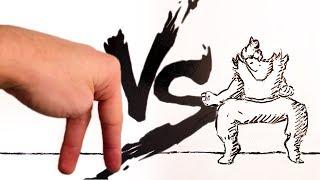 Dibujo vs. Dibujante