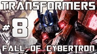 Transformers Fall of Cybertron Campaign - Chapter 5 - Cut and Run (Jazz)