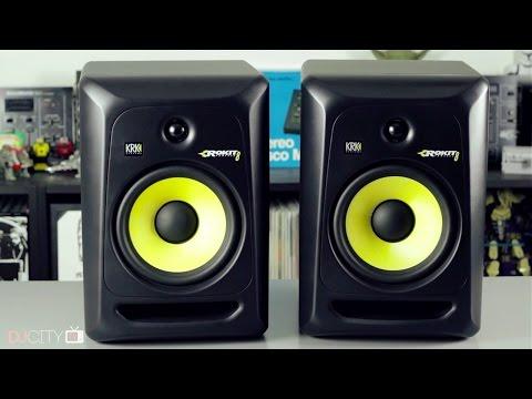 Review: KRK Rokit 8 G3 Studio Monitors