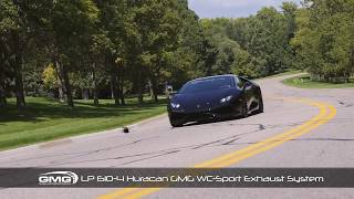 Imola Motorsports Lamborghini Huracan w  VF Engineering Supercharger and GMG Exhaust