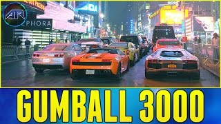 GUMBALL 3000 RALLY!!! - The Crew Online