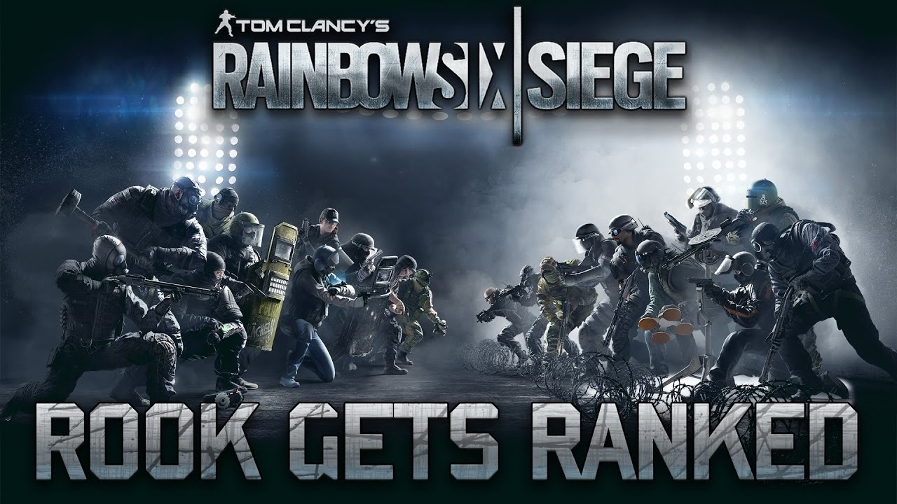 the rook get 39 s ranked rainbow six siege multiplayer. Black Bedroom Furniture Sets. Home Design Ideas