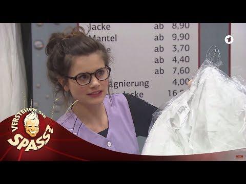 Joyce Ilg und die Expressreinigung | Verstehen Sie Spaß?