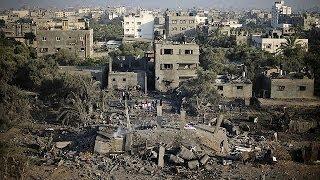 """شن عملية """"الجرف الصامد"""" الاسرائيلية على غزة"""
