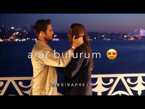 Demir & Acelya Seni Seviyorum.Status ucun video.Qisa mahni.30 saniyelik video.Whatsapp ucun video