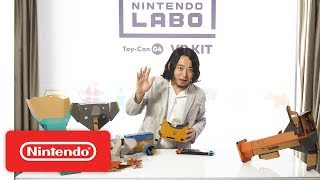 Nintendo Labo - Director Insights, Part 1