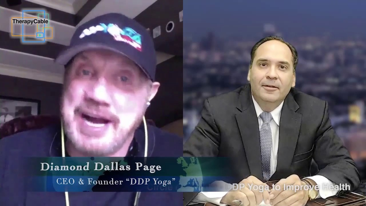DDP Yoga to Improve Health