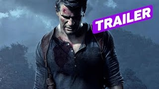 Uncharted 4: A Thief's End Offizieller Trailer - Gameplay