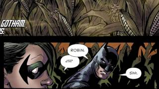 BATMAN & ROBIN ETERNAL # 2 [ESP] 2015