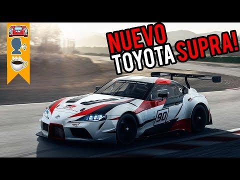 NUEVO Toyota Supra! Rumores y Expectativas | Charla de Café