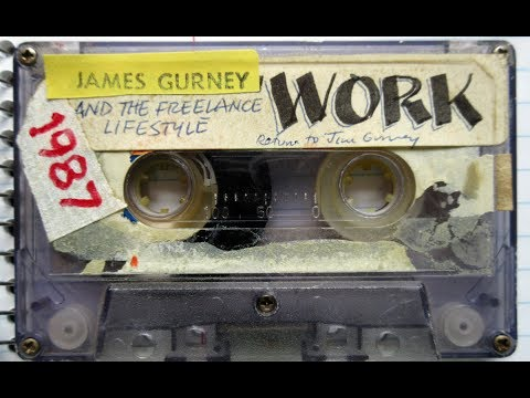 Art Talk Tape: WORK AND THE FREELANCE LIFESTYLE