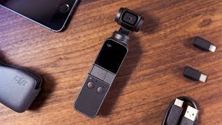 DJI Osmo Pocket Review - I Wanted to Hate It, BUT...