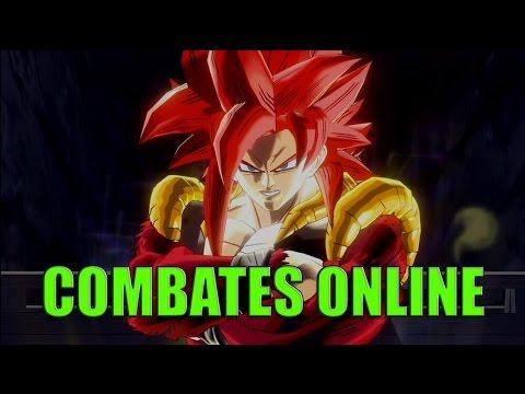 Mas combates online! | Dragon Ball Xenoverse