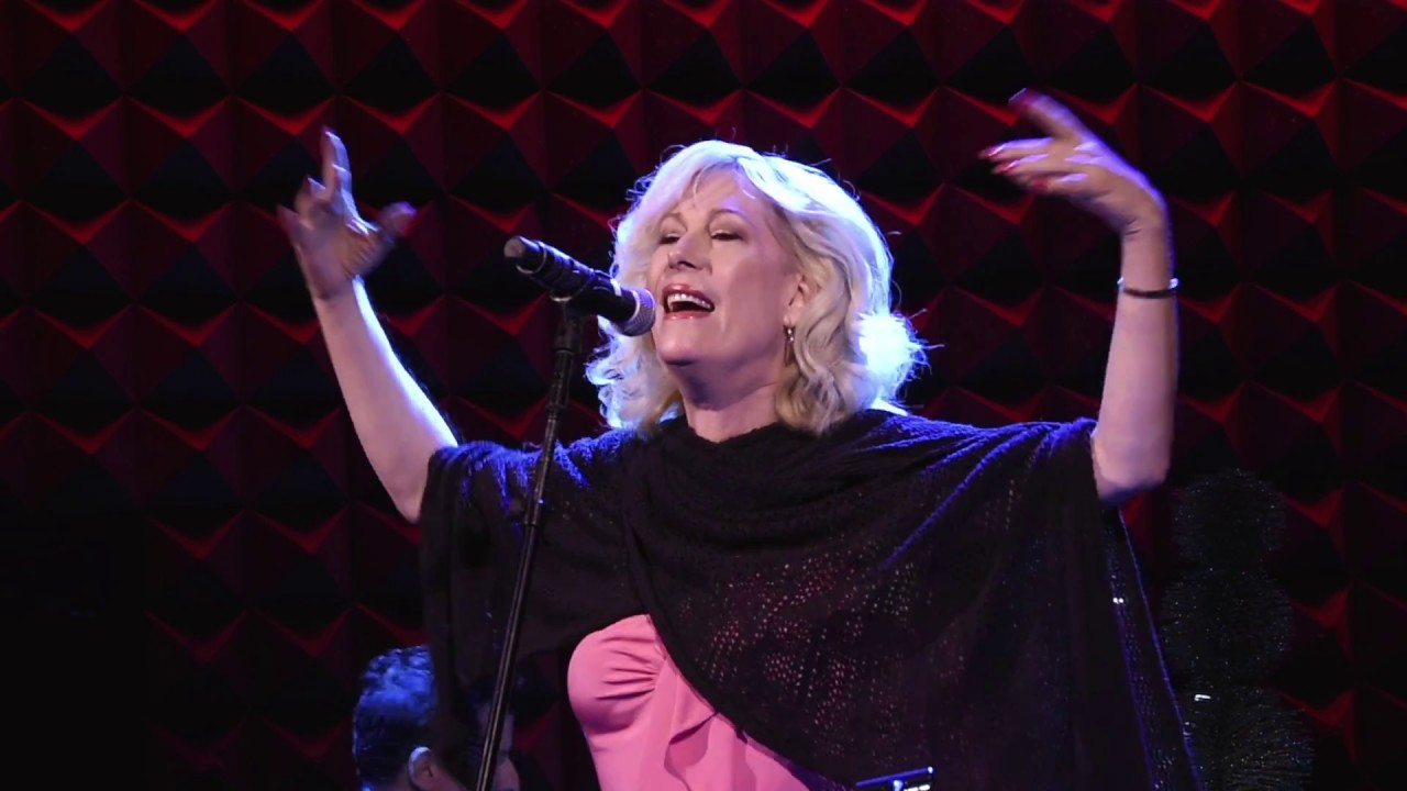 Justin Vivian Bond - Almost Cut My Hair - Joe's Pub (12.14.16)