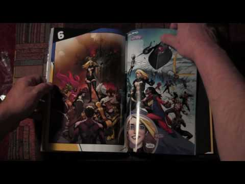 Inhumans vs X-Men Hardcover Comic Review