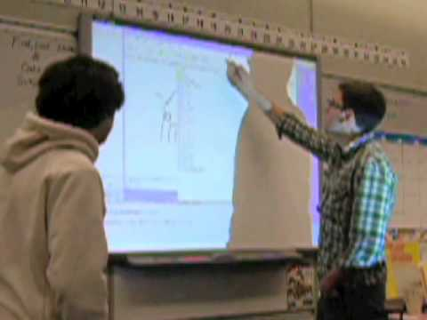 Wiimote Whiteboard vs. Commercial Electronic Boards