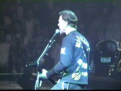 Metallica  My SharonaBlackenedSo What?  19970311 New York, NY, USA
