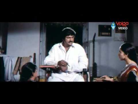 Sri Ramulayya Scenes - Ramulayya Promise That He Will Not Do Any Harm To Kannappa - Mohan Babu